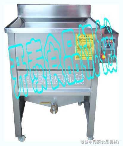 供應油炸毛蛋油炸機/DY-500小型油炸機/電加熱油炸機/小吃油炸機