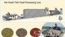 鱼饲料生产线,鱼饲料设备