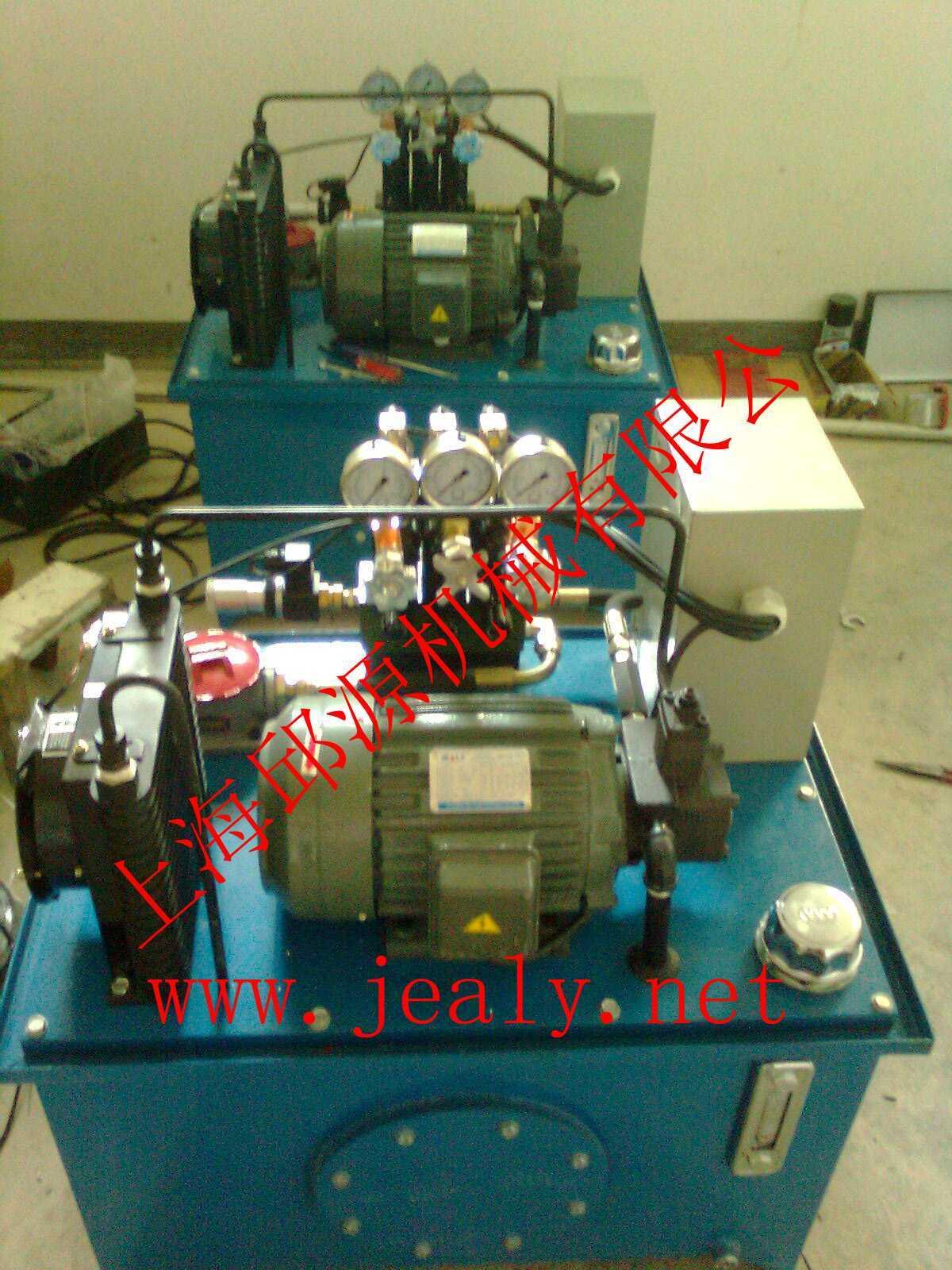 机床液压系统_中国食品机械设备网图片