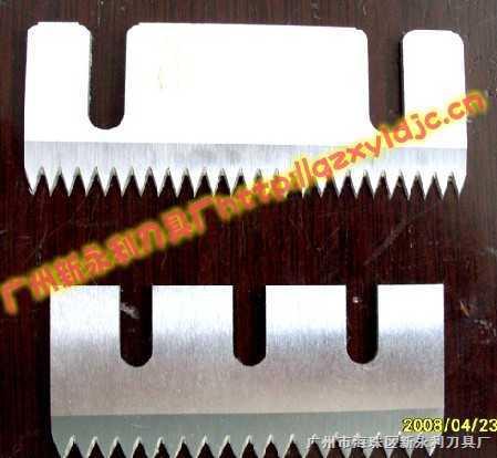 供应包装行业优质齿形刀