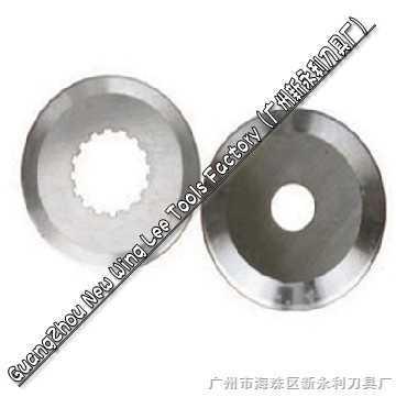 供应橡胶切割圆刀片