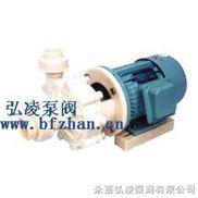 化工泵价格:FS型工程塑料离心泵