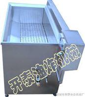 DY-1200炸江米条油炸机/电加热油炸机/糯米卷油炸机/油水混合油炸机
