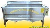 DY-1500山东油炸食品厂专业生产电加热油炸机/油水混合油炸机/油炸食品机
