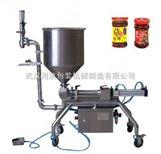 武汉酱料灌装机,辣椒酱灌装机