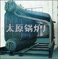 太原锅炉厂卧式余热锅炉78