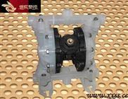 气动工程塑料隔膜泵,工程塑料隔膜泵