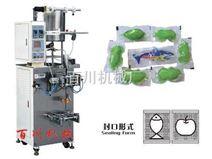 多形状果冻包装机