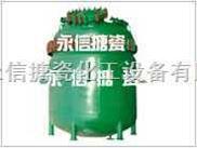 河南搪瓷反应釜/电加热搪瓷反应釜