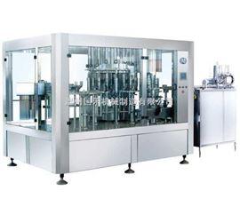 GL18-18-6冲瓶灌装旋盖三合一机组