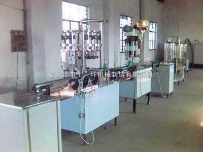 全自動啤酒飲料生產線