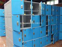 16门全塑胶储物柜休闲会所专用的全塑胶储物柜