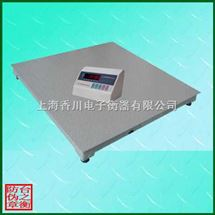 TCS1.5x1.5米電子地磅,物流用電子地磅,稱重3噸電子地磅