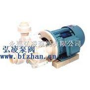 化工泵厂家:FS型工程塑料离心泵