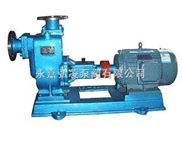 自吸泵厂家:ZW型不锈钢自吸排污泵|自吸式无堵塞排污泵