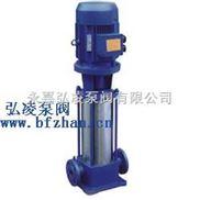 管道泵厂家:GDL型立式多级管道泵