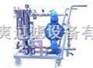 手推车、带泵、移动式液体袋式过滤器,花生油过滤器,过滤器