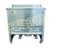 DY-800炸蚂蚱油炸机/DY-800电加热油炸机/水油混合油炸机/双槽油炸机