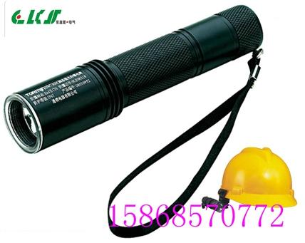 M6502B消防专用防爆工作帽灯LED光源