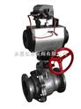 氣動閥門廠家:KVQ641F氣動調節球閥