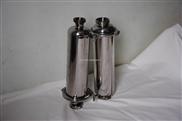 供应带活接管道不锈钢过滤器 不锈钢卫生级直通式活接过滤器