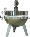 供应不锈钢搅拌夹层锅