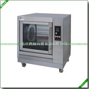 无烟烧烤箱 双层叠式烤鸡炉 北京旋转烘烤炉 叠式烤鸡炉价格