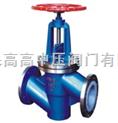J41F46-16C丨襯氟截止閥丨上海襯氟閥門廠
