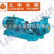 PW型离心污水泵|上海立申排污泵