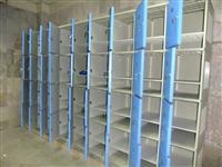 12门更衣柜专业生产健身房更衣柜-全塑ABS更衣柜
