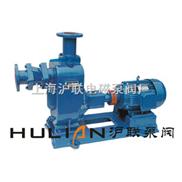 ZW型自吸式無堵塞排污泵-上海滬聯電磁泵閥廠