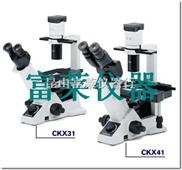 奥林巴斯CKX41倒置显微镜