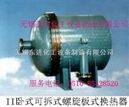 I.II.III-螺旋板冷凝器生产厂家,螺旋板式冷凝器生产厂家