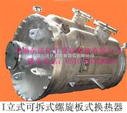 I.II.III-螺旋板冷凝器制造商,螺旋板式冷凝器制造商