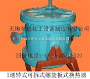 I.II.III-螺旋板冷凝器制造厂家,螺旋板式冷凝器制造厂家