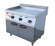 GH-36A-高档燃气平扒炉,立式日式铁板烧烤炉,加厚板炒货炉,炸鸡炉