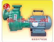 盛泽泵阀自吸塑料离心泵