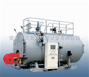 WNS1-1.0-Q卧式燃气蒸汽锅炉