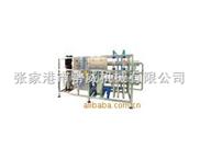 3吨矿泉水处理设备一级反渗透