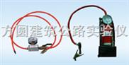 铁路隧道仪器脚踏式隧道防水板焊缝气密性检测仪