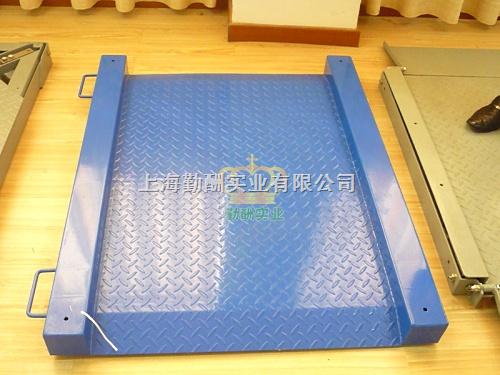 上海单层磅秤_8T电子地磅