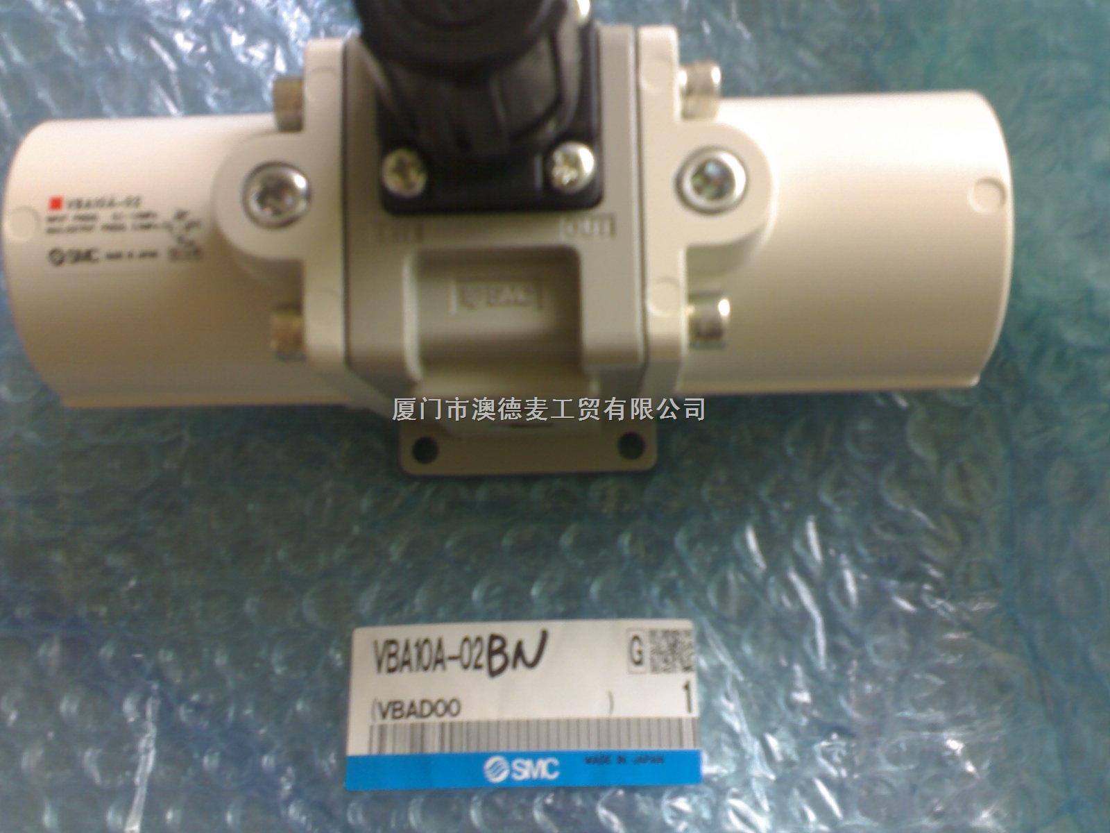 vba10a-02 日本smc增压阀图片