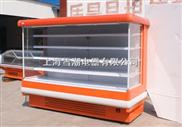 上海风幕柜|上海展示冷柜|立式超市冷柜