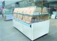 双面面包展示柜