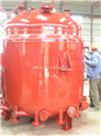 电加热搪搪瓷反应罐