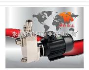 材质不同.价格不同. SFBX型不锈钢耐腐蚀自吸泵