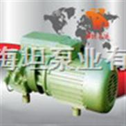 永嘉县海坦泵业有限公司结构 XD型单级旋片式真空泵