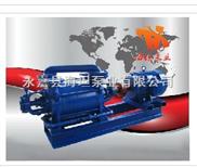 真空泵参数 2SK系列两级水环式真空泵