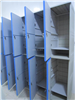 15门全塑ABS更衣柜全塑ABS更衣柜+ABS储物柜