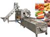 土豆(马铃薯、胡萝卜)清洗抛光生产线